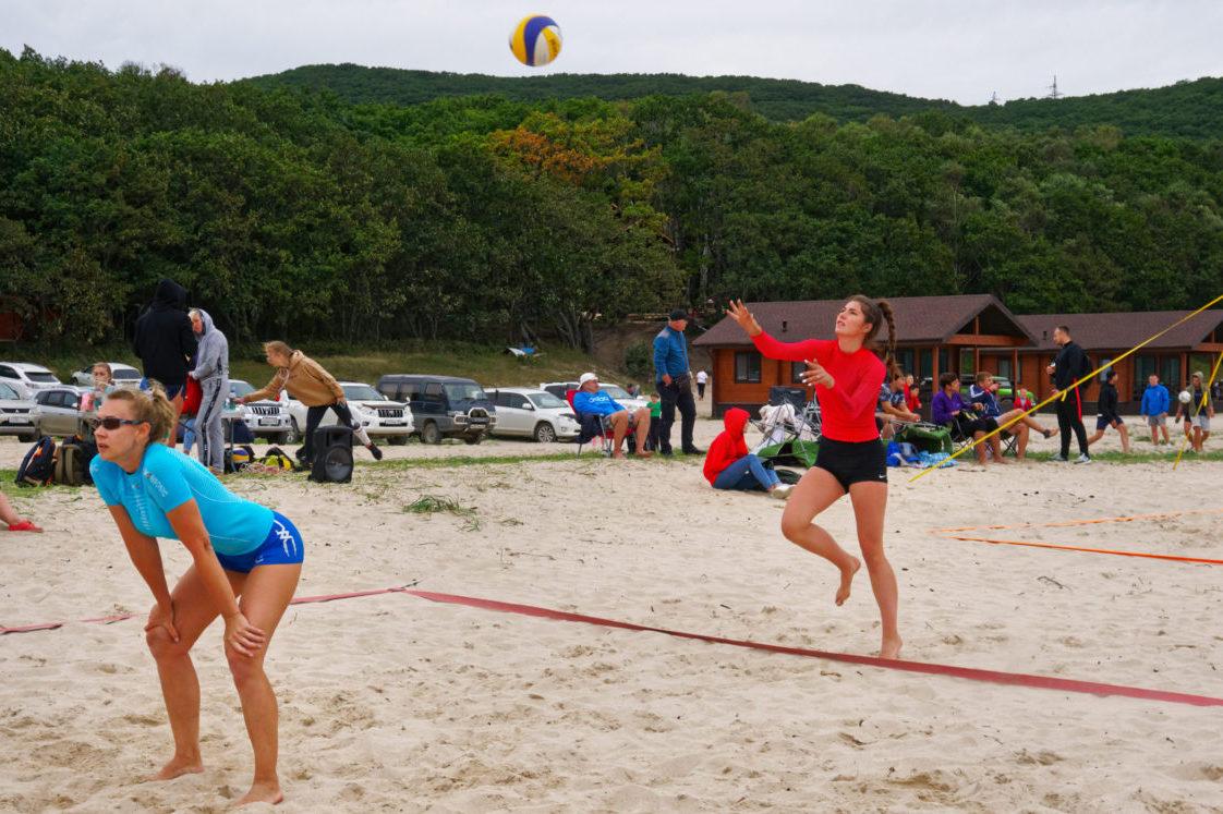 Фестиваль пляжных видов спорта «На песке»