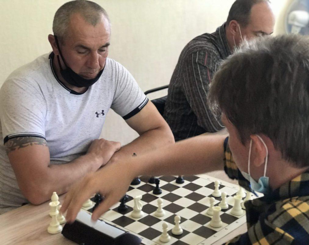 «Шахматный фестиваль – 2021» в посёлке Преображение